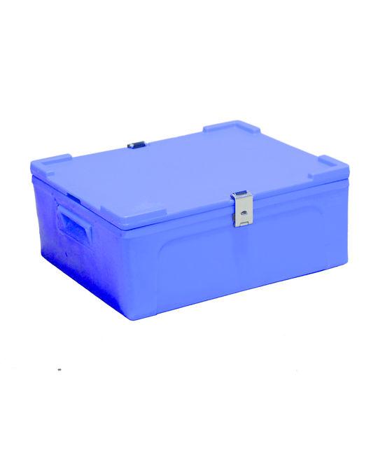 35 Litre Ice Box, front lock