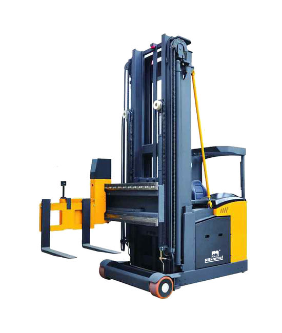 Turret Reach Truck