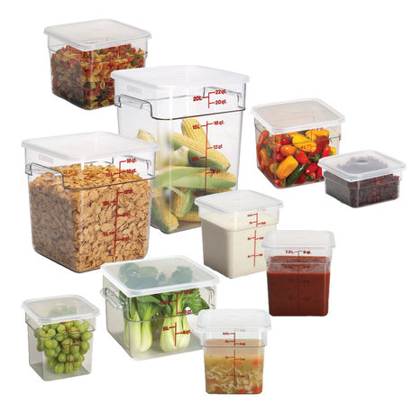 Square Seal Lid for 5.7 & 7.6 Litre Food Containers