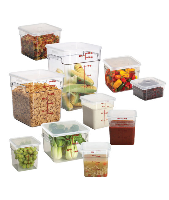 Food Container 11.4 Litre Translucent