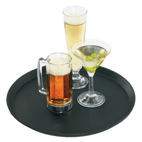 Non Skid Fiberglass Serving Tray (16 x 22)