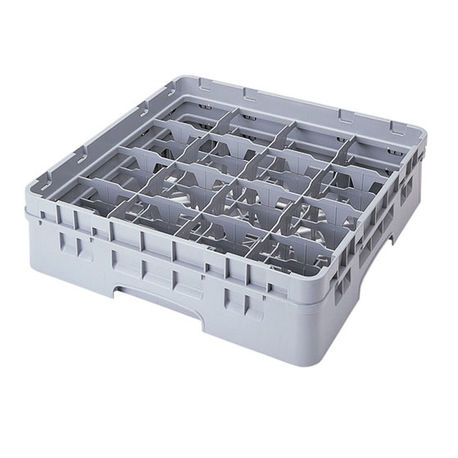 16 Compartment Washcrates with 1 Extender (3.5  )