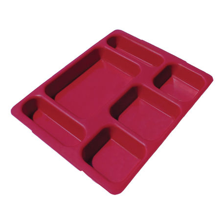 Compartment Serving Tray (11 x 13)