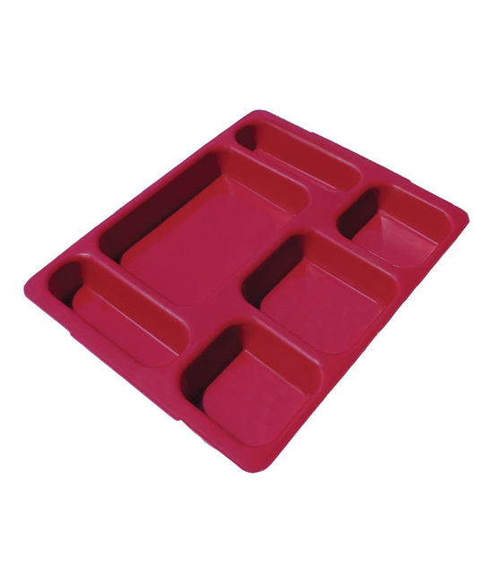 Lid for 6 Compartment Serving Tray