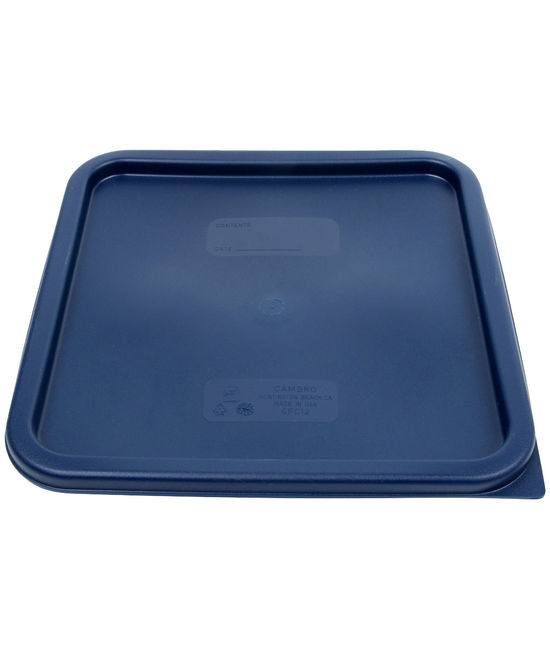 Square Seal Lid for 11.4, 17.2 & 20.8 Litre Food Containers Translucent