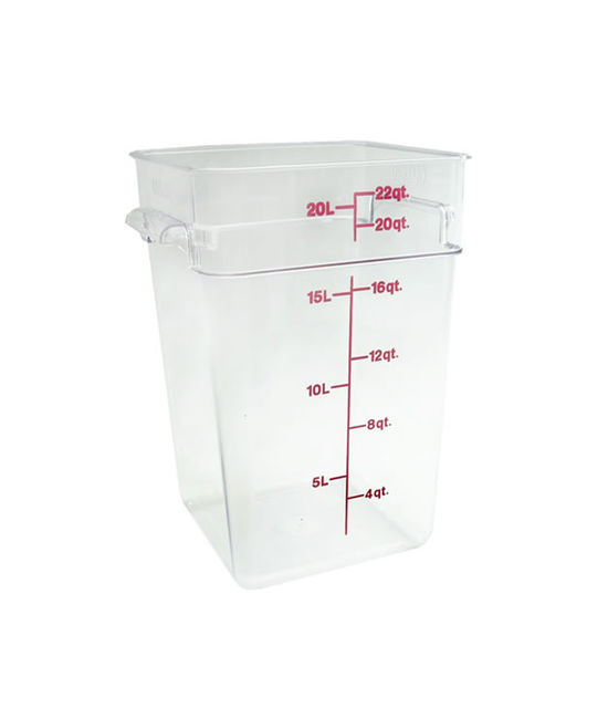 Food Container 20.8 Litre