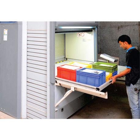 HANEL Automated Vertical Storage Retrieval System