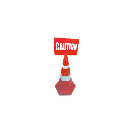 Hexagonal Safety Cones
