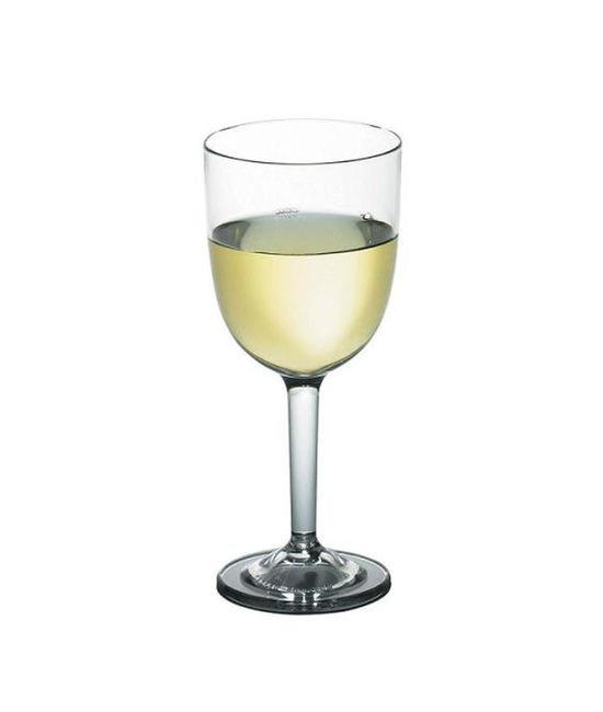 Polycarbonate Wine Glass 310.5 ml