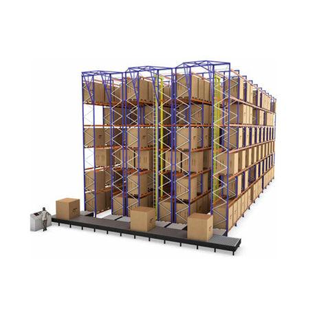 Automated Storage & Retrieval System (ASRS)