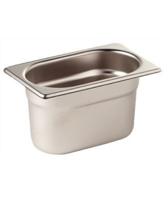 1/9 Stainless Steel Gastronorm (GN) Pans
