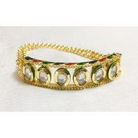 Beautiful kundan bracelet - BL015