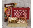 Giftacrossindia Dryfruit Hamper For Diwali