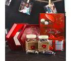 Giftacrossindia Mar And Snickers Mini Chocolate Love Combo (GAICOUVAL2019088)