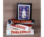 Giftacrossindia Laxmi Frame With Toblerone Chocolate Combo