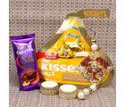 Giftacrossindia Kisses Choco Diwali Combo