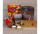 Giftacrossindia Chocolates And Almonds For Diwali Hamper