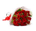 Giftacrossindia Fresh 25 Red Roses Hand Bunch (GAIMPHD0537)