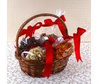 Giftacrossindia Assorted Cashew in Basket (GAICOU0070)