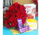 Giftacrossindia Valentine Special Treat (GAIVALHD20190278)