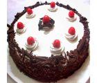 Giftacrossindia Black Forest Cake (GAICAK0021)