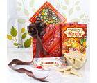 Giftacrossindia Rakhi Gift Of Kaju Sweets With Rakhi Card