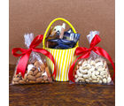 Giftacrossindia Almond with Cashew and Chocolate Dates (GAICOU0076)