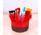 Giftacrossindia 5 Bars of Imported Chocolate (GAICOU0063)