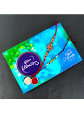 Giftacrossindia Rakhi With Cadbury Celebration Cho...