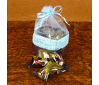 Giftacrossindia Chocolate Dates in Basket (GAICOU0079)