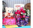 Giftacrossindia Treat With Lovely Valentine Gift (GAIVALHD20190293)