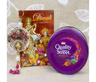 Giftacrossindia Shubh Labh Hangging With Toffee Diwali Hamper