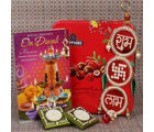 Giftacrossindia Diwali Chocolate Hamper