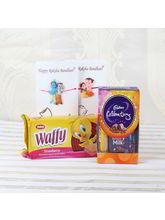 Giftacrossindia Kids Rakhi Gift Of Dukes Waffy Wit...