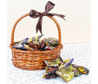 Giftacrossindia Siafa Chocolate Dates Basket (GAICOU0053)