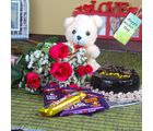 Giftacrossindia Complete Gift Hamper For Mother