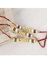Giftacrossindia Royal Rakhi Sets of Three for Brothers