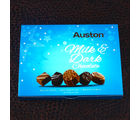 Giftacrossindia Auston Milk and Dark Chocolate (GAICOU0024)