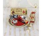 Giftacrossindia Attractive Diwali Pooja Gift Combo