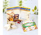 Giftacrossindia Best Rakhis With Kaju Sweets