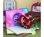 Giftacrossindia Love You Mom Hamper