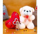 Giftacrossindia Soft Teddy Hamper For Cute Mom (GAICORMOT2017024)