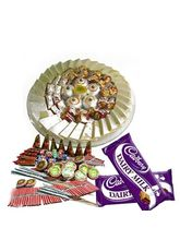 Giftacrossindia Diwali Express Gifts - Diwali Gift Of Chocolates And Sweet With Firecracker