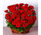 Giftacrossindia Basket of Fifty Red Roses (GAIMPHD0090)