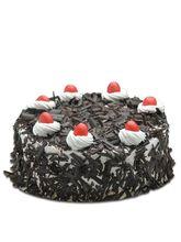 Giftacrossindia Dark Black Forest Cake (GAICAK0059)