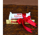 Giftacrossindia Raffaello and Toblerone Chocolates (GAICOU0026)