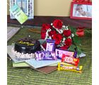 Giftacrossindia Sweet Gift Hamper For Sweety Mom