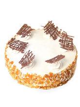 Giftacrossindia Butterscotch Cake (GAICAK0070)