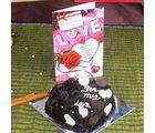 Giftacrossindia Heart Shape Chocolate Cake With Love Greeting Card (GAIVALHD20190326)