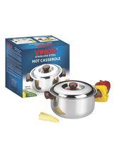 Vinod Hot Casserole (700 Ml), silver